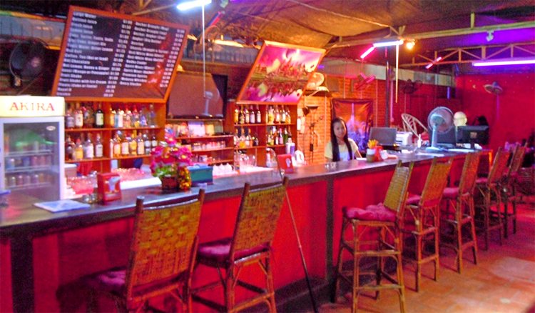 Sihanoukville Bar