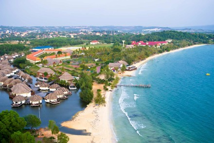 sihanoukville sokha beach resort